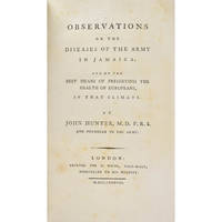 Observations on the Diseases of the Army in Jamaica