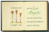 LITTLE HISTORY OF A BIG CITY  LOS ANGELES