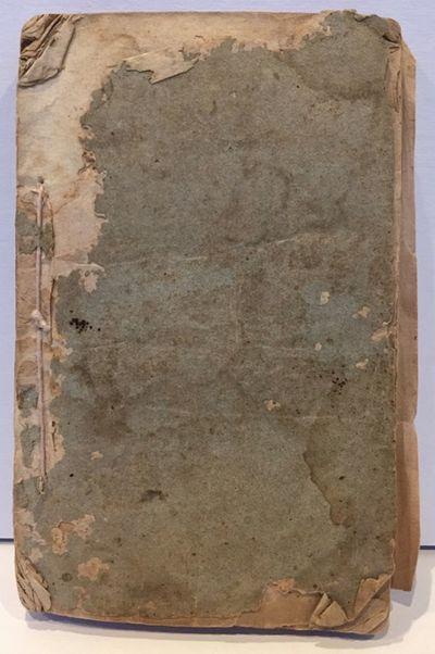 Philadelphia: Printed by Charles Cist, No. 104, North Second Street, 1794. 12mo. 16.5 cm. , 73pp., ,...