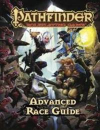 image of Pathfinder Roleplaying Game: Advanced Race Guide