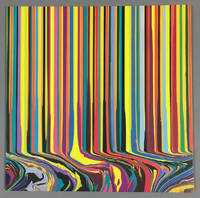 Ian Davenport: Recent Paintings, Works on Paper and Prints : Galerie Andres Thalman, Exhibition,...