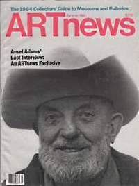 ART NEWS Vol. 83, No. 6