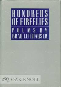 HUNDREDS OF FIREFLIES, POEMS