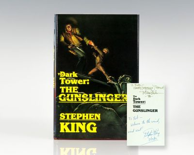 West Kingston, Rhode Island: Donald M. Grant Publisher, Inc, 1982. First edition of the author's fir...