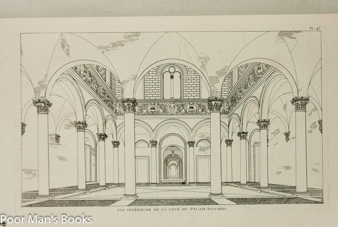 Architecture toscane ou palais maisons et autres for Maison et architecture