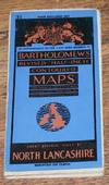 "North Lancashire and Isle of Man - Bartholomew's Revised ""Half-Inch"" Contoured Maps, Great Britain Sheet 31"