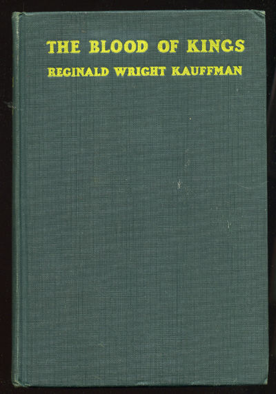 New York: Duffield & Co, 1926. Hardcover. Very Good. First edition. Modest stain on the foredge, thu...