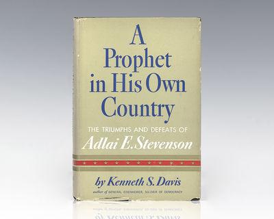 Garden City, New York: Doubleday & Company, Inc, 1957. First edition of Davis' definitive biography ...