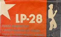 image of LP-28. Fuero Romeristas y oportunistas del poder. Todo el poder para el pueblo [poster]