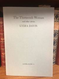 THE THIRTEENTH WOMAN AND OTHER STORIES