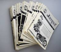 JAMPOT : AJS and Matchless Owners Club  { 23 Issues 1986-1989 to Include the Special Spares Issue 1988 }