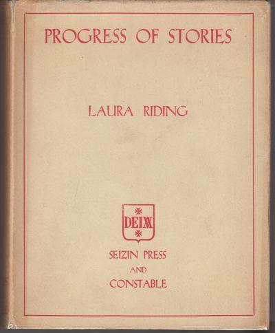 Deya Majorca / London: Seizin Press / Constable. 1935. First Edition; First Printing. Hardcover. Nea...