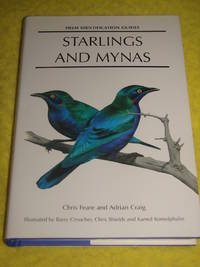 Helm Identification Guides, Starlings and Mynas