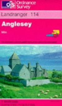 image of Anglesey (Landranger Maps)
