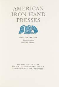 American Iron Hand Presses