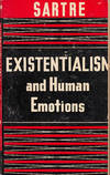 image of Existentialism and Human Emotions