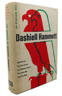 image of THE NOVELS OF DASHIELL HAMMETT :  Red Harvest, the Dain Curse, the Maltese  Falcon, the Glass Key, the Thin Man
