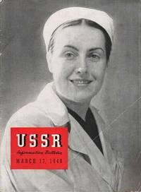 image of USSR INFORMATION BULLETIN,  March 17, 1948:; Volume VIII, Number 5