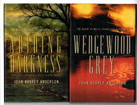 ABIDING DARKNESS & WEDGEWOOD GREY: The Black or White Chronicles, Book One and Two (2 volume set.)
