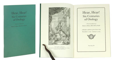 8vo. NY: Grolier Club, 2012. 8vo, 43 pp. Illustrated in b/w. Dark green wrappers. § A survey of the...
