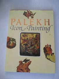 Icon painting: State Museum of Palekh Art (Russian and English Edition)