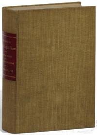 The Index of Middle English Verse by Carleton Brown and Rossell Hope Robbins - Hardcover - 1943 - from Kenneth Mallory Bookseller. ABAA (SKU: 28308)