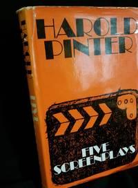 image of Five Screenplays: The Servant; The Pumpkin  Eater, The Quiller Memorandum;  Accident; The Go  Between