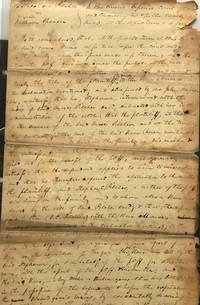 ALEXANDER PILCHER vs. WILLIAM SPENCER. IN THE CIRCUIT INFERIOR COURT OF LAW AND CHANCERY IN & FOR THE COUNTY WOOD, AT THE APRIL TERM A.D. 1833. Unsigned manuscript transcript of a Virginia (now West Virginia) law case