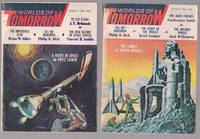 All We Marsmen, Complete in Three Parts in Worlds of Tomorrow Magazine August-October-December 1963