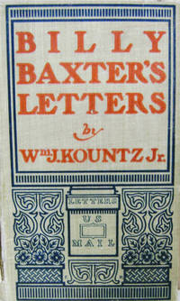 Billy Baxter\'s Letters