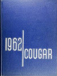 image of The Cougar 1962 Kutztown Area High School Yearbook