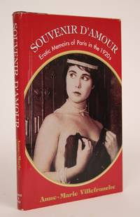 image of Souvenir D'Amour: Erotic Memoirs of Paris in The 1920s