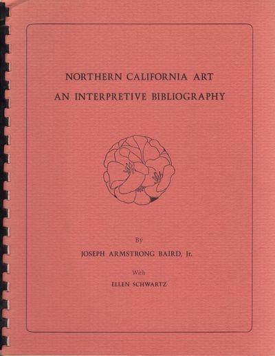 Davis, California: University of California Davis, 1977. First Edition. Spiral bound. Very Good. App...
