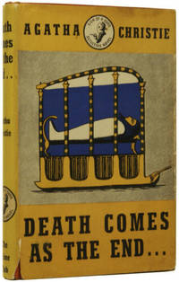 Death Comes As The End (1947 William Collins, Australia)
