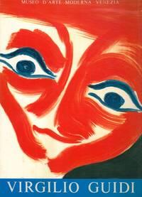 Mostra di Virgilio Guidi. 1972-1973. Museo d\'arte moderna. Venezia -