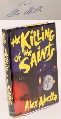image of The Killing of the Saints a novel [signed]