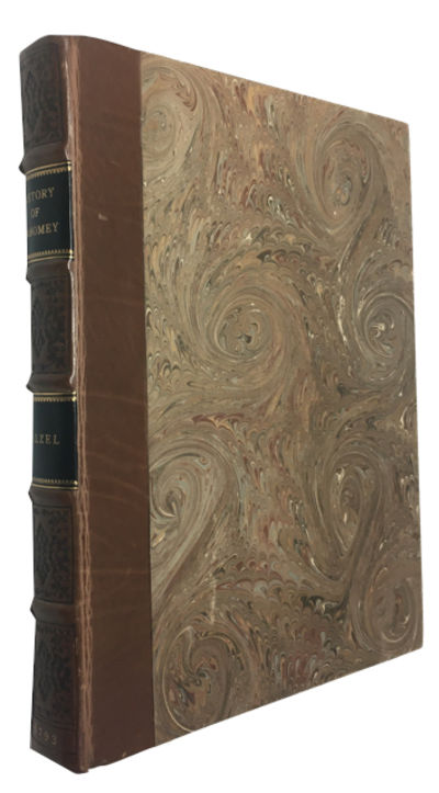 London: T. Spilsbury and Son, 1793. 1st ed. Hardcover. Good. folding map as frontis (27 x 47 cm.), 6...