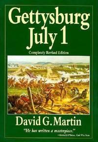 Gettysburg, July 1