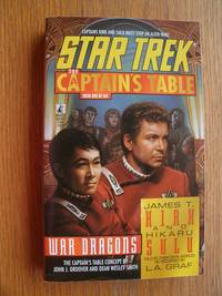 image of Star Trek The Captain's Table: Book One: War Dragons