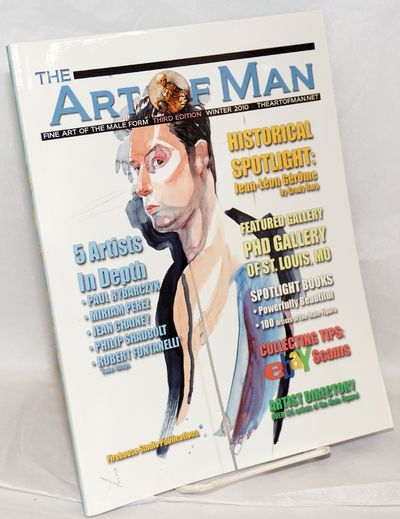 Bordentown, NJ: Firehouse Studio, 2010. Magazine. 80p., 8x10 inches, articles, reviews, interviews, ...
