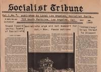 Socialist Trubune, Vol. 1, No. 7; published by the Local Los Angeles Socialist Party 1969