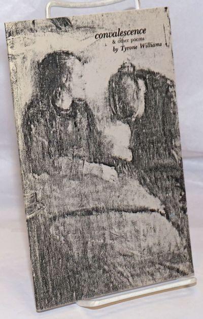 Roseville, MI: Ridgeway Press, 1987. 25p., stapled wraps, 5.25 x 8.5 inches, very good condition. De...