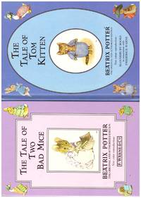 image of THE TALE OF...... (5 Vols)  BENJAMIN BUNNY. PETER RABBIT. TWO BAD MICE,  jEMIMA PUDDLE-DUCK; TOM KITTEN