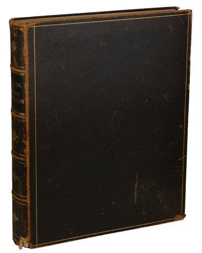 Racine, WI: W.D. Harney, Photogravure Publisher, 1910. Hardcover. Very Good. Edition de luxe, single...