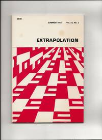 image of Extrapolation Vol. 23, No. 2 Summer 1982