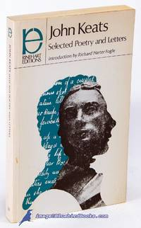 John Keats: Selected Poetry and Letters