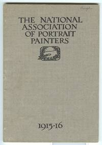 Catalogue of the Fifth Annual Circuit Exhibition of the National Association of Portrait Painters, Inc. 1915-1916
