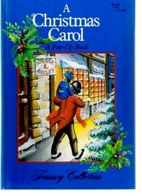 A Christmas Carol  A Pop-Up Book (Treasury Collection)