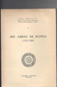 Ibn abbad de ronda 1332-1390