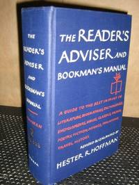The Reader's Adviser and Bookman's Manual